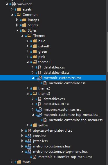 Errors on deployed application - Urgent #6194 | ASP NET Zero